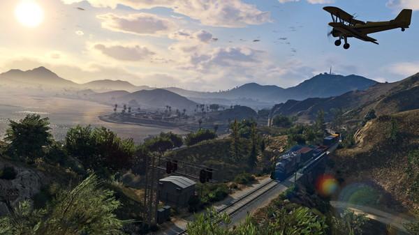 Скриншот №73 к Grand Theft Auto V