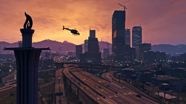 Скриншот №65 к Grand Theft Auto V