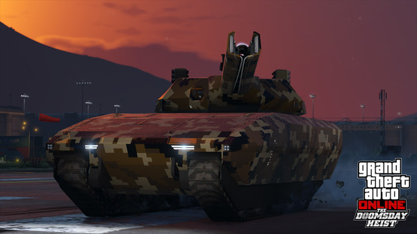 Скриншот №11 к Grand Theft Auto V