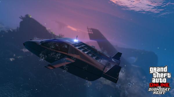 Скриншот №9 к Grand Theft Auto V
