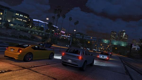 Скриншот №58 к Grand Theft Auto V