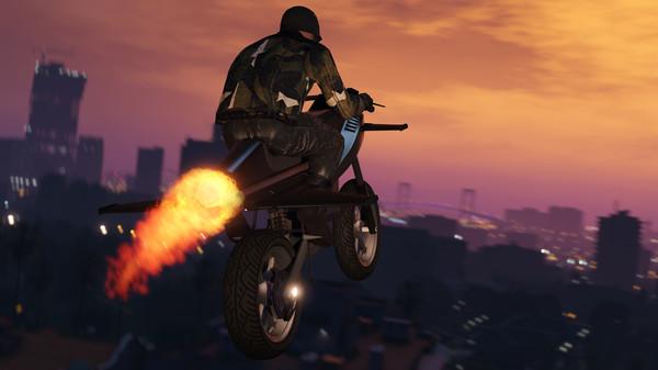 Скриншот №34 к Grand Theft Auto V