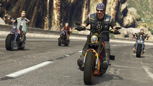 Скриншот №51 к Grand Theft Auto V