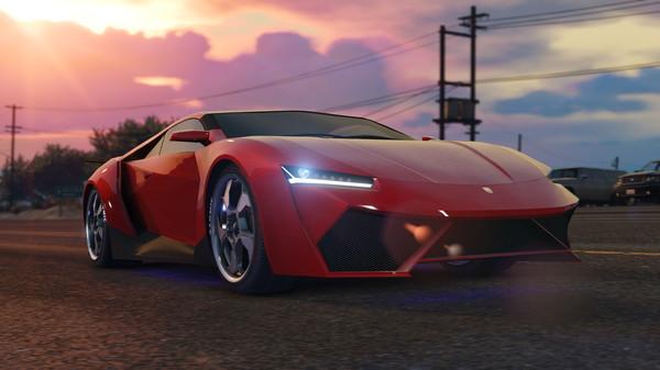 Скриншот №53 к Grand Theft Auto V