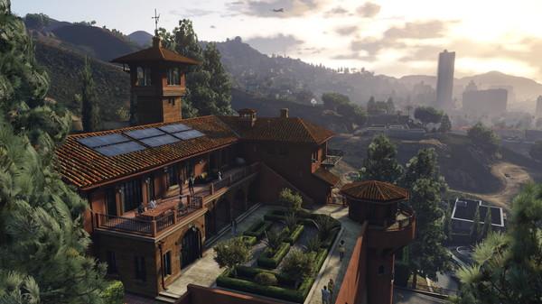 Скриншот №69 к Grand Theft Auto V