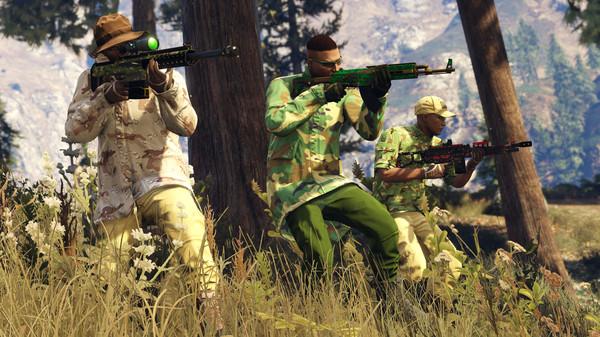 Скриншот №38 к Grand Theft Auto V