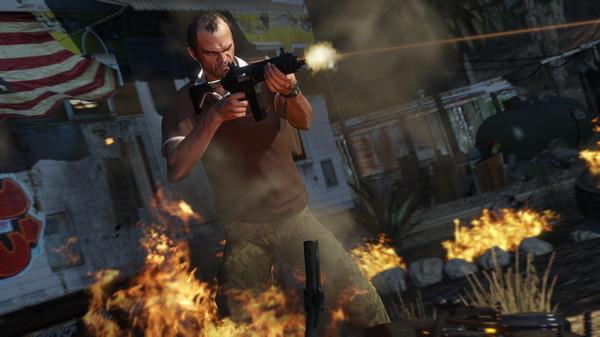 Скриншот №64 к Grand Theft Auto V