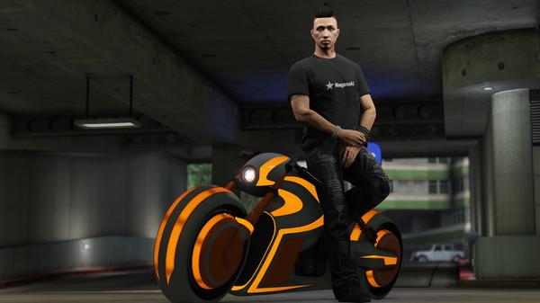 Скриншот №46 к Grand Theft Auto V