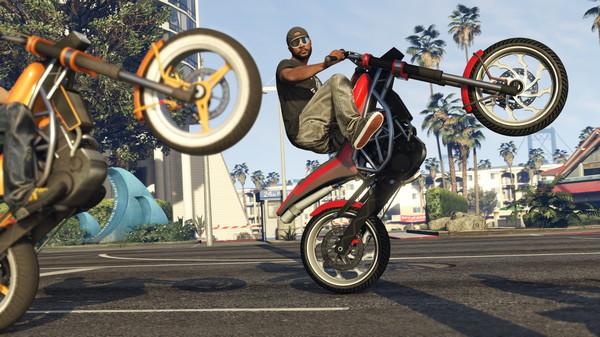 Скриншот №52 к Grand Theft Auto V