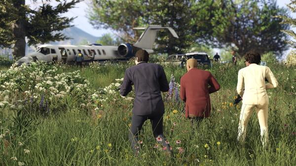 Скриншот №55 к Grand Theft Auto V
