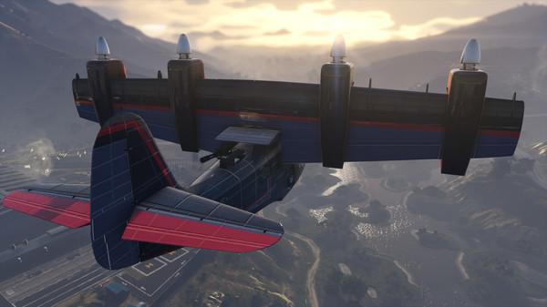 Скриншот №18 к Grand Theft Auto V