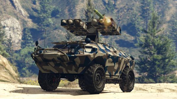 Скриншот №30 к Grand Theft Auto V