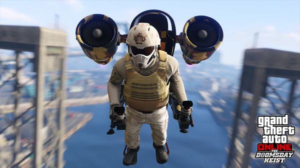 Скриншот №5 к Grand Theft Auto V
