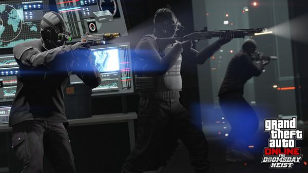 Скриншот №13 к Grand Theft Auto V