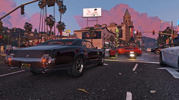 Скриншот №70 к Grand Theft Auto V