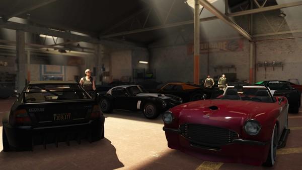 Скриншот №43 к Grand Theft Auto V