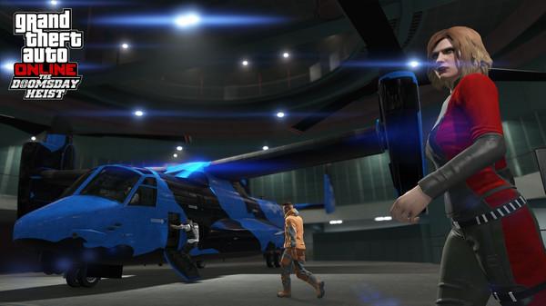Скриншот №6 к Grand Theft Auto V