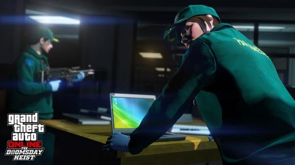 Скриншот №4 к Grand Theft Auto V