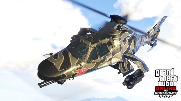Скриншот №8 к Grand Theft Auto V