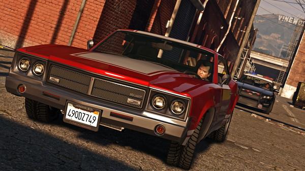 Скриншот №59 к Grand Theft Auto V