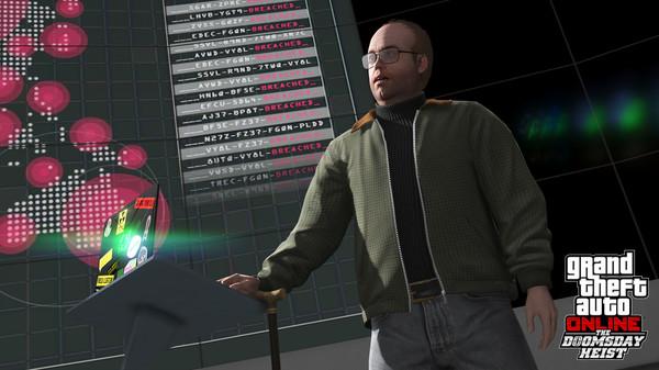 Скриншот №14 к Grand Theft Auto V