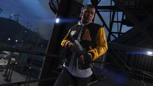 Скриншот №62 к Grand Theft Auto V