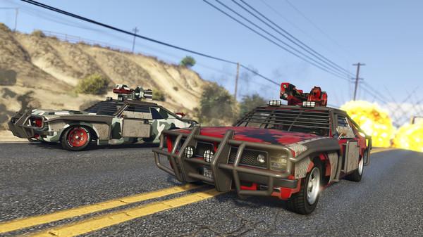 Скриншот №31 к Grand Theft Auto V