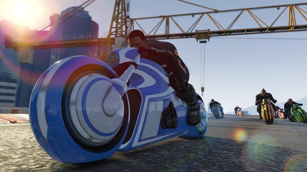 Скриншот №48 к Grand Theft Auto V