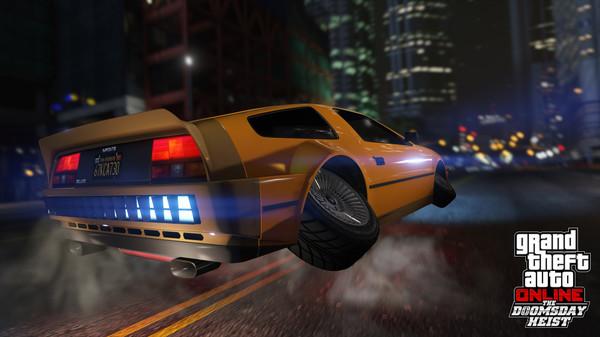 Скриншот №7 к Grand Theft Auto V