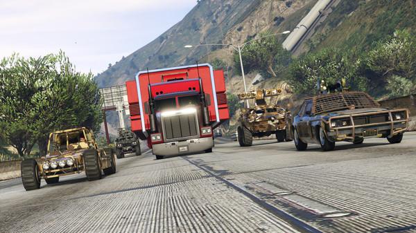 Скриншот №39 к Grand Theft Auto V