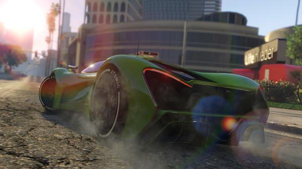 Скриншот №25 к Grand Theft Auto V