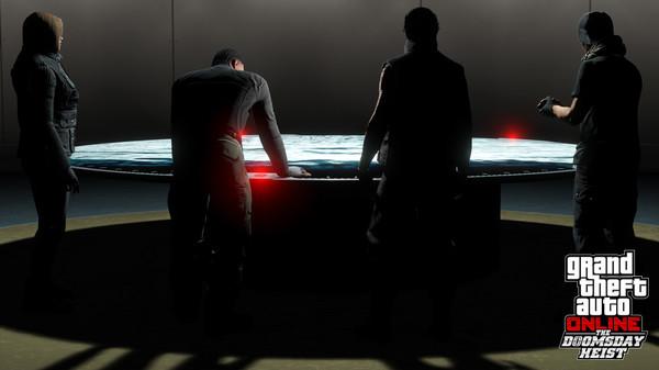 Скриншот №3 к Grand Theft Auto V