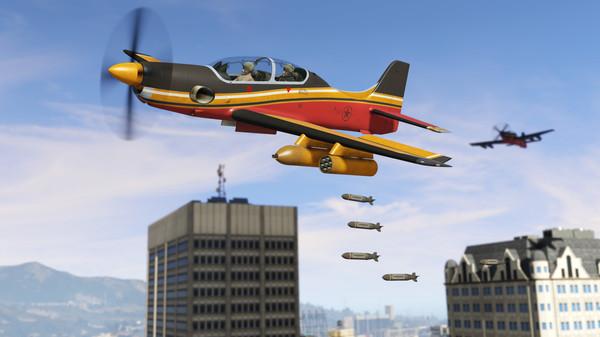 Скриншот №21 к Grand Theft Auto V
