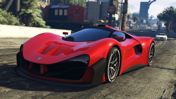 Скриншот №26 к Grand Theft Auto V
