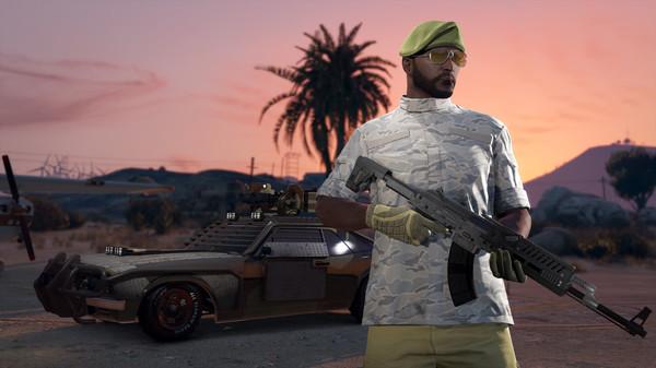 Скриншот №27 к Grand Theft Auto V