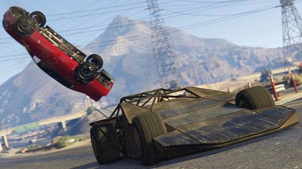 Скриншот №44 к Grand Theft Auto V