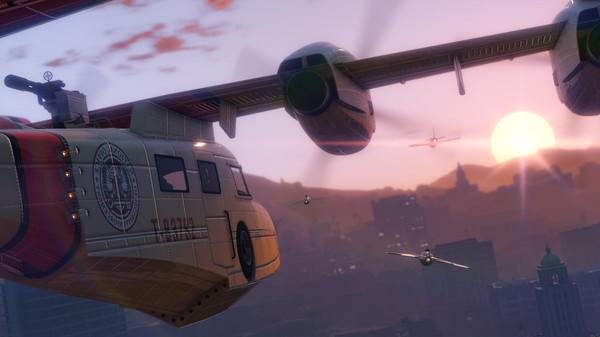 Скриншот №22 к Grand Theft Auto V