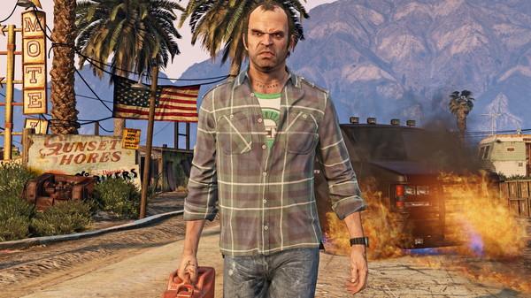 Скриншот №56 к Grand Theft Auto V