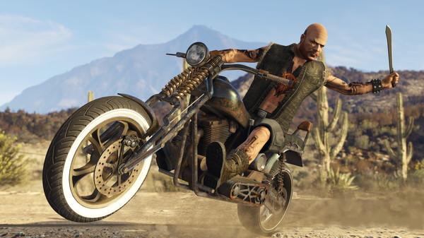 Скриншот №50 к Grand Theft Auto V