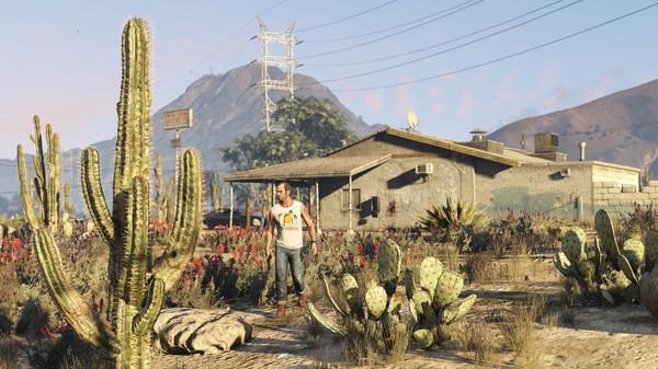 Скриншот №74 к Grand Theft Auto V