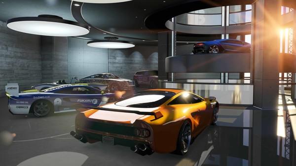 Скриншот №40 к Grand Theft Auto V