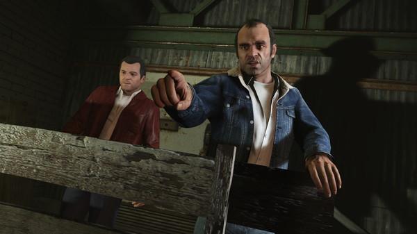 Скриншот №68 к Grand Theft Auto V