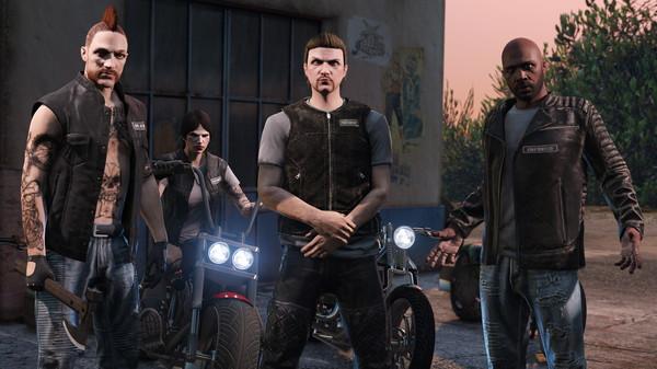 Скриншот №49 к Grand Theft Auto V