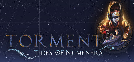 Torment: Tides of Numenera Cover Image