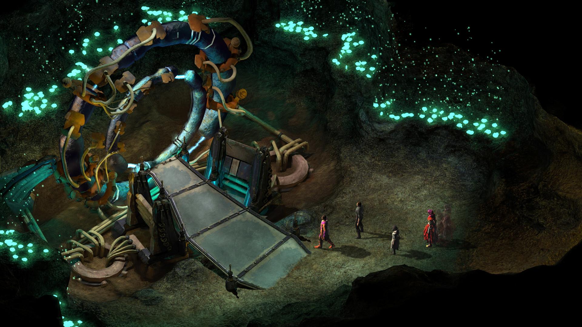 Torment: Tides of Numenera Screenshot 1