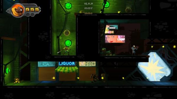 Скриншот №2 к Shadow Blade Reload