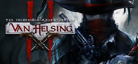 The Incredible Adventures of Van Helsing II Cover Image
