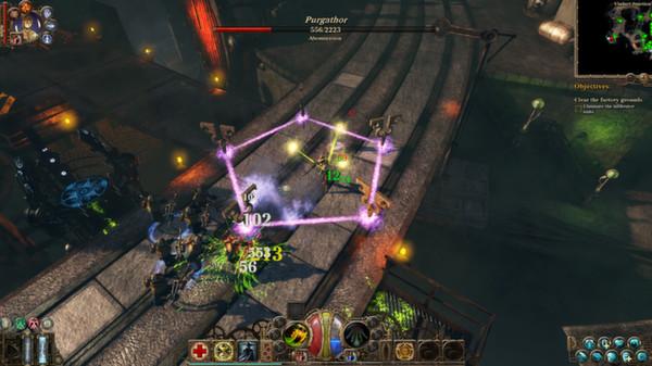 Скриншот №2 к The Incredible Adventures of Van Helsing II