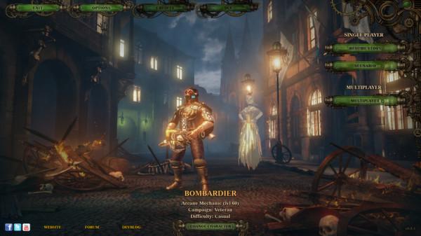 Скриншот №8 к The Incredible Adventures of Van Helsing II