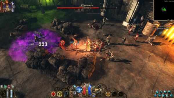 Скриншот №13 к The Incredible Adventures of Van Helsing II